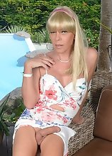 Summer Dress Cougar