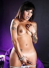 Gorgeous Foxxy strips and spreads